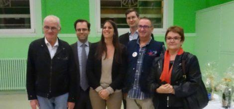 Belle soirée au loto d'automne du Secours Populaire de Montrouge !