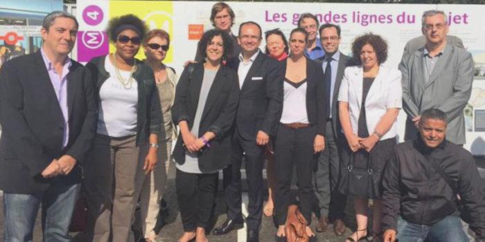 De Montrouge vers Bagneux : prolongement de la ligne 4 du métro