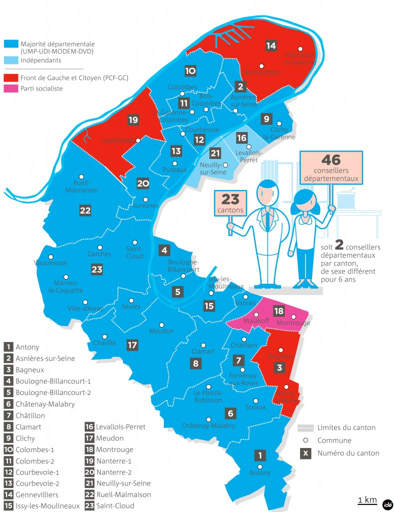 carte cantons elections