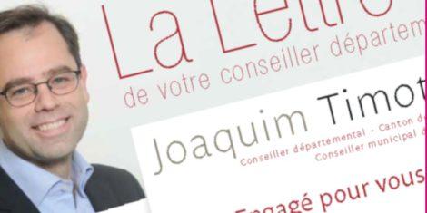 Read more about the article Lettre d'information de votre conseiller départemental #1