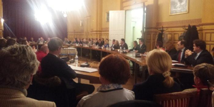 Désignation du nouveau maire de Montrouge