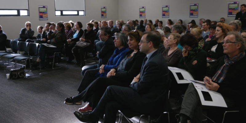 You are currently viewing Beau succès pour le 1er Forum de l'économie sociale et solidaire
