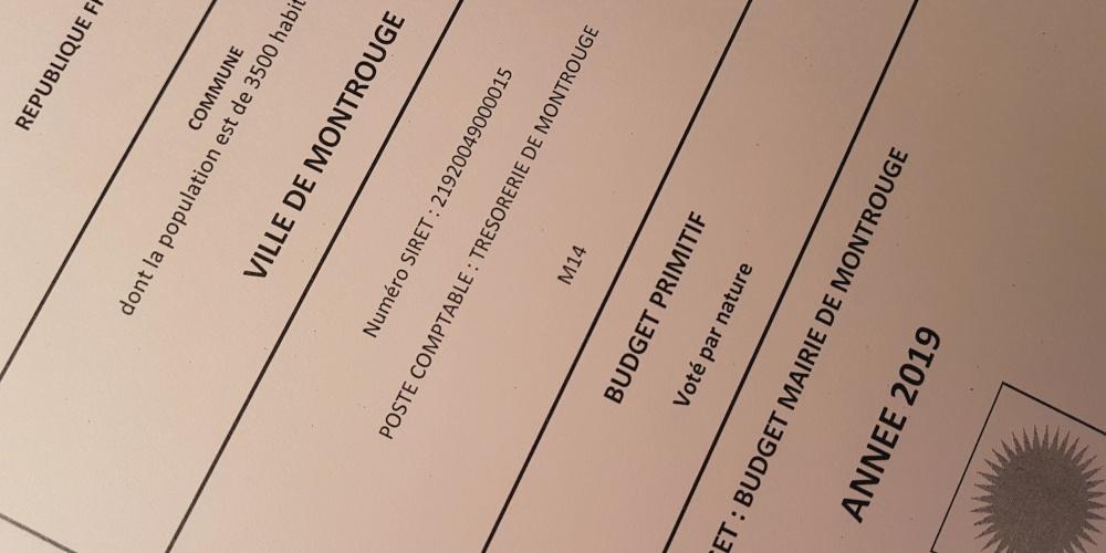 Un budget pré-électoral pour 2019… qui oublie les Montrougiens !