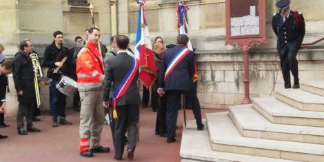 Read more about the article Commémoration du 8 mai 1945