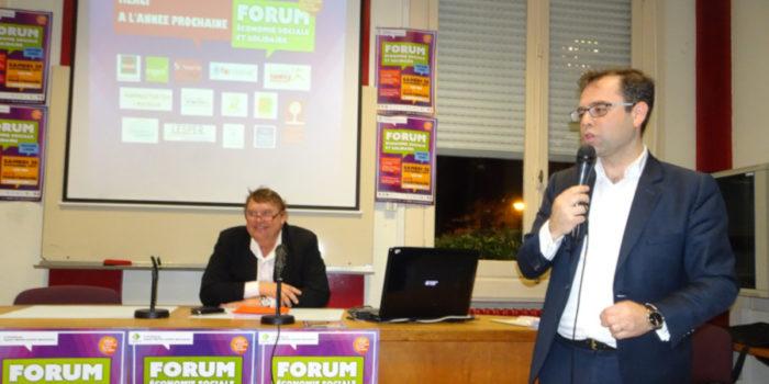 Retour sur le 2ème édition Forum Économie sociale et solidaire – Montrouge