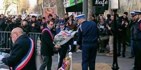 Pour rendre hommage ce 8 janvier 2018 à Clarissa Jean-Philippe