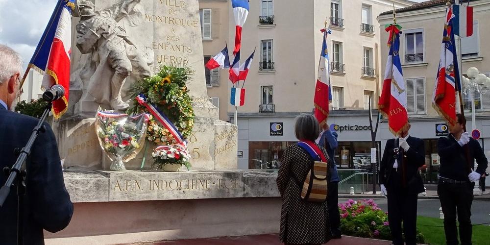 You are currently viewing Commémoration de la Libération de Paris à Montrouge