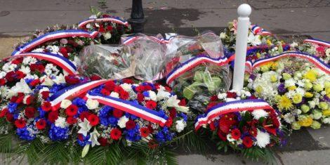 L'hommage à Clarissa Jean-Philippe