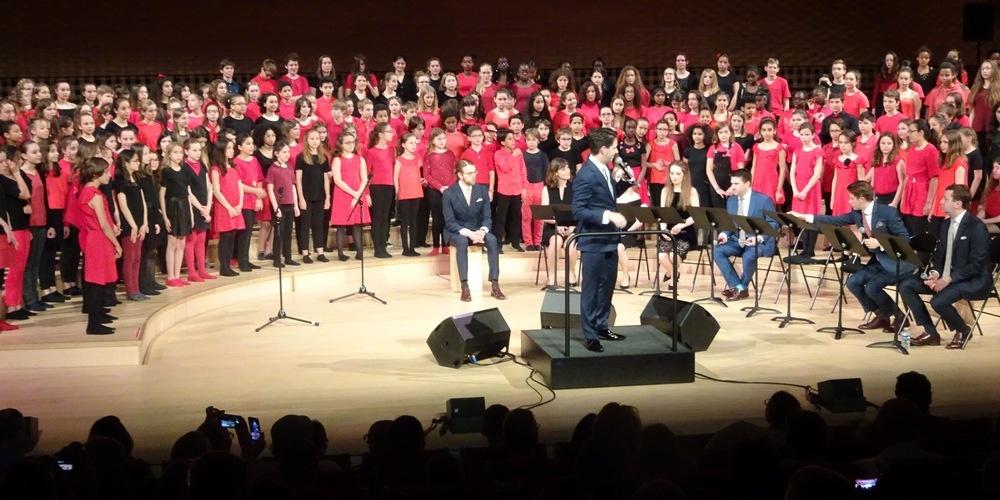 You are currently viewing Chœur des Collèges des Hauts-de-Seine – Auditorium de La Seine Musicale
