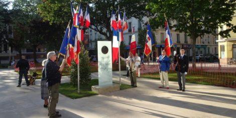 Read more about the article Commémoration de l'appel du 18 juin 1940