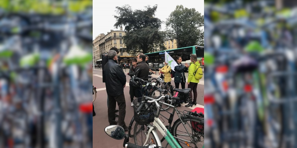 A l'écoute de l'association Mieux se Déplacer à Bicyclette
