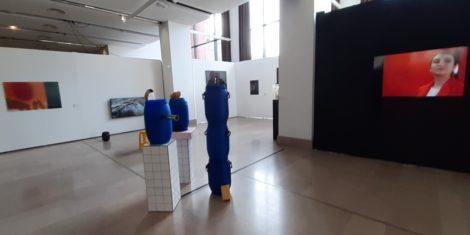 A la Biennale de la Jeune Création européenne