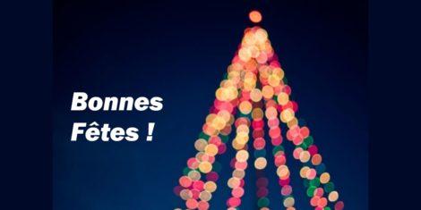 Read more about the article Bonnes Fêtes à toutes et à tous