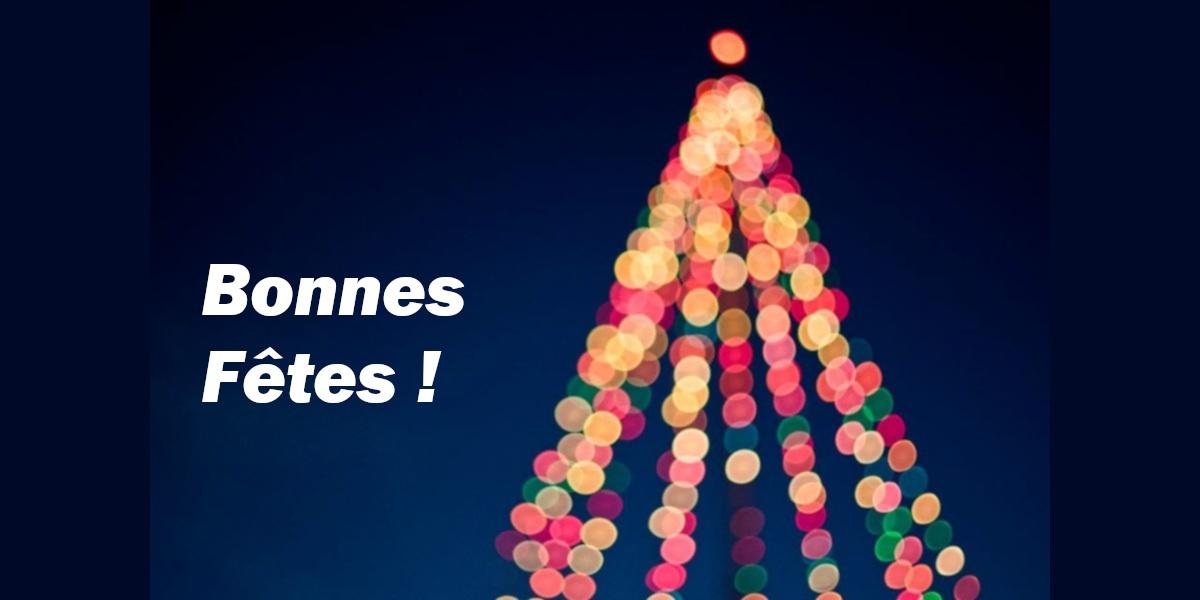 You are currently viewing Bonnes Fêtes à toutes et à tous