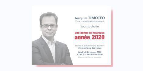 Read more about the article Cérémonie des Vœux