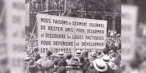 Read more about the article 14 juillet…début du Front populaire à Montrouge