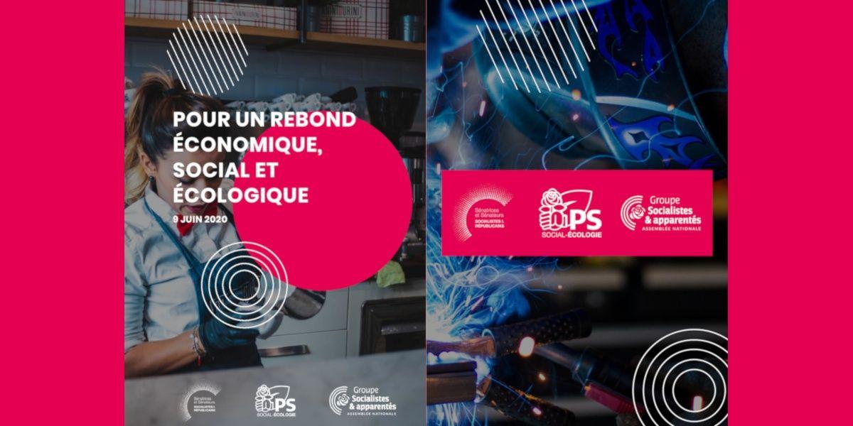 """You are currently viewing """"Pour un rebond économique, social et écologique"""" – Le plan de relance du Parti socialiste"""