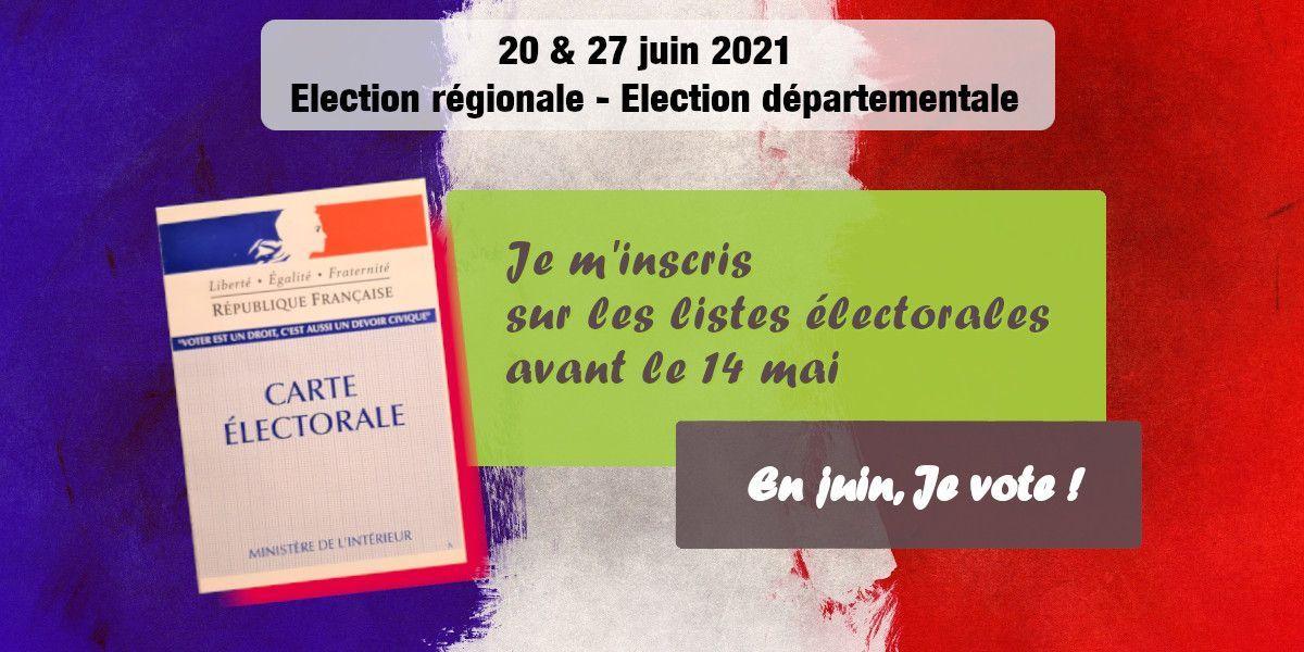 You are currently viewing Inscription sur les listes électorales – C'est avant le 14 mai