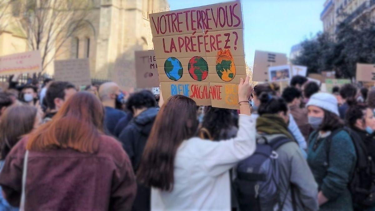 TRIBUNE : Jour de la Terre : passons des discours à l'action !
