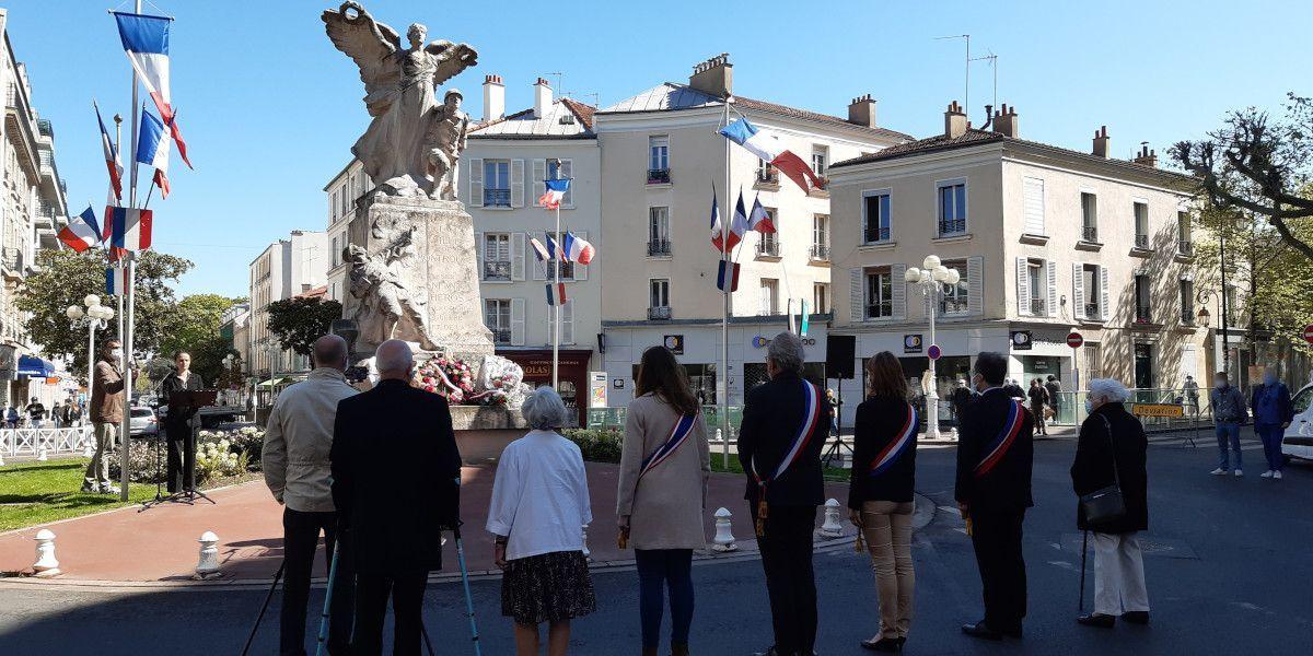 You are currently viewing Journée nationale du souvenir des victimes et des héros de la Déportation