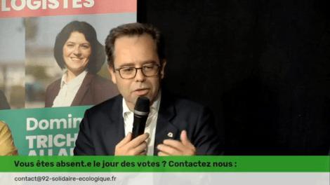 Conclusion – Présentation du projet par Dominique Trichet-Allaire et Joaquim Timoteo (REPLAY)