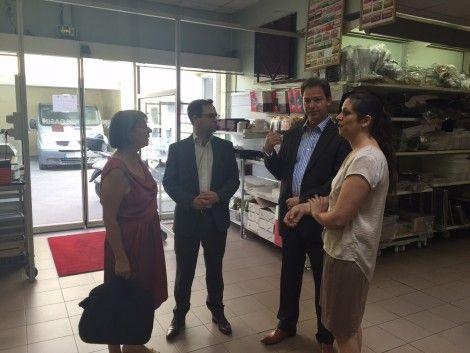 """Visite de Fomma, entreprise malakoffiote en pleine croissance"""""""