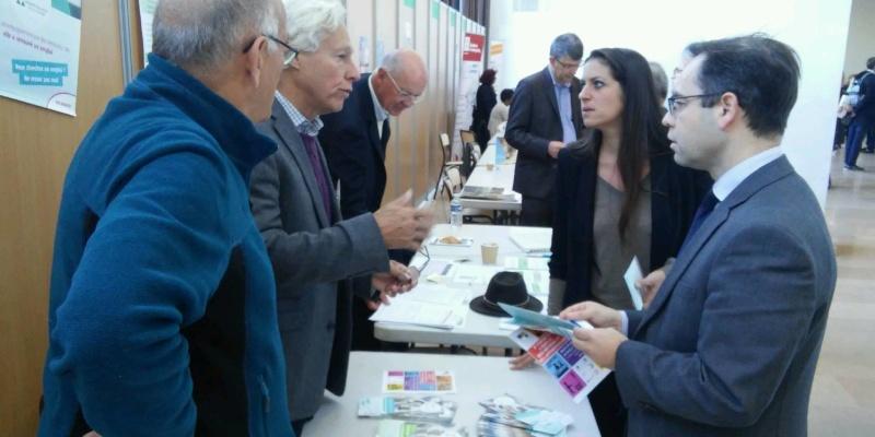 6eme Forum de l'emploi, des métiers et de l'apprentissage à Montrouge