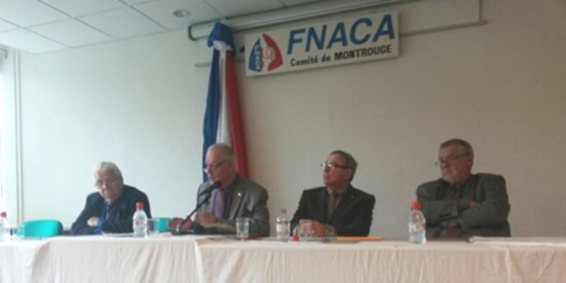 A l'assemblée générale de la FNACA