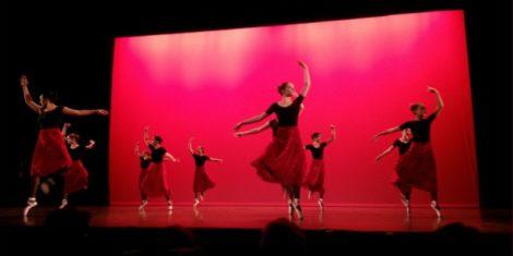 Spectacle de danse – Espace Colucci
