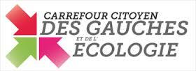 Carrefour citoyen des Gauches et de l'Ecologie