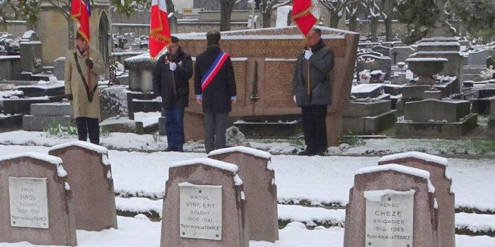Commémoration du 19 mars