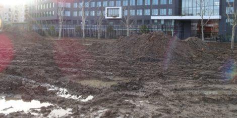 Avenue Jean Jaurès – Jardin partagé sur terrain pollué