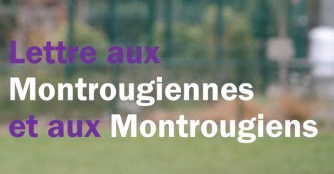 Lettre Montrougiens