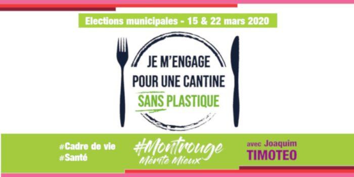 Charte Cantines sans plastiques – mon engagement