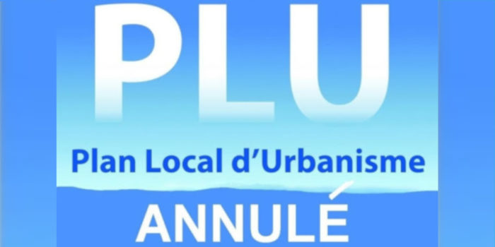Nouvelle annulation du PLU !